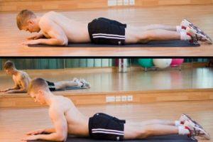Rückenverlängerung