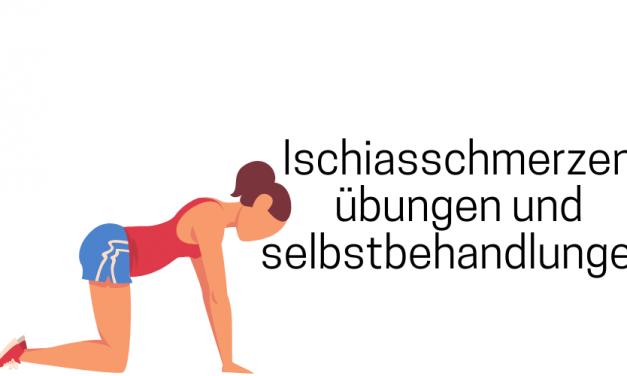 Ischiasschmerzen übungen und selbstbehandlungen
